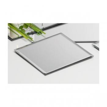 20er set spiegelplatten deko tischspiegel 25x25cm quadratisch sandra rich. Black Bedroom Furniture Sets. Home Design Ideas