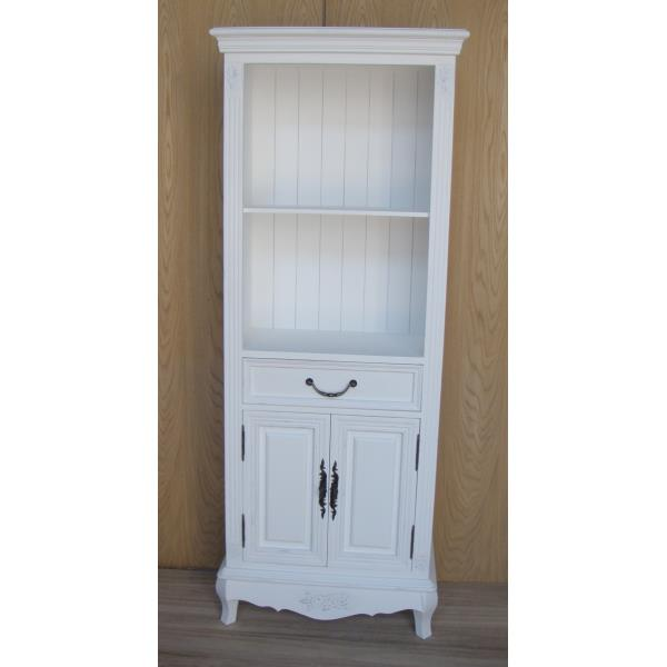regal t ren schublade elegance wei shabby chic 137x53x30cm ebay. Black Bedroom Furniture Sets. Home Design Ideas