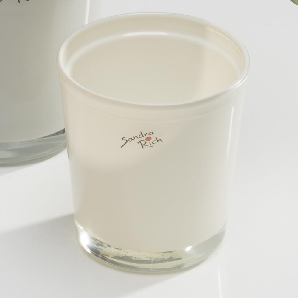 Glas orchideentopf blumentopf creme wei 13 5cm 12 for Blumentopf glas