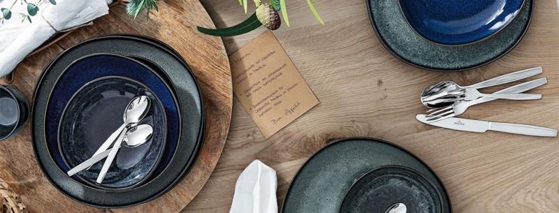 Stilvoll frühstücken mit Villeroy & Boch Lave Gris