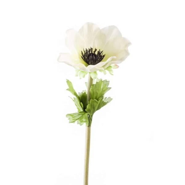 künstlicher Allium creme weiß Kunstblume 65cm Emerald