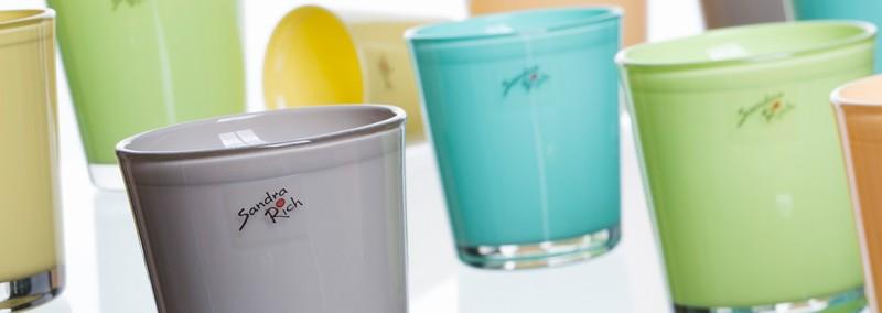 Sandra Rich - Vasen und Glasvasen